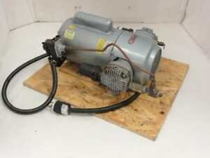 164758 Parts Only Gast 5lca 22 m550x Piston Air Compressor vacuum Pump 3 4hp