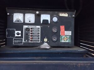 Industrial Generator 500 Kw Detroit Diesel Generator Weather Enclosed