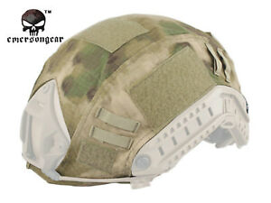 EMERSON Tactical FAST Helmet COVER Combat Gear Airsoft Multicam Camo EM8825 ATFG