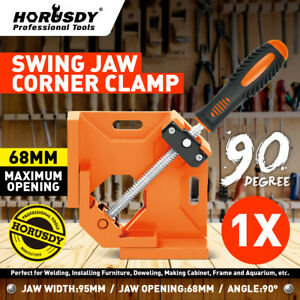 90 right Angle Clamp Adjustable Corner Vise For Wood working Engineering Welding