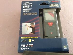 Bosch 135 Ft Laser Measure Glm 40 X New