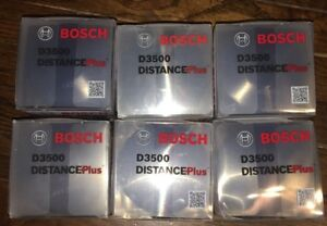 Bosch D3500 Engine Oil Filter Distance Plus lot Of 6 Packs New