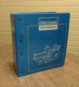 Cub Cadet 772 4206 Compact Tractors Attachments Parts Manual A12