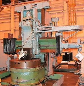 48 Gray Series 80 Cnc Vertical Turret Lathe 22957