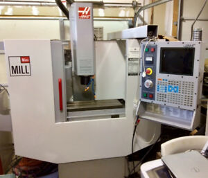 2002 Haas Mini Mill Used Cnc Vertical Machining Center