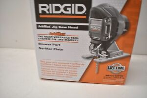 Ridgid Jobmax Jig Saw Head tool Only R82234071b