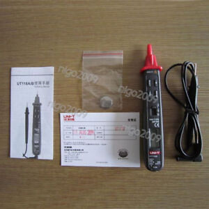 Auto Range Multimeter Ac dc Voltage Test Pen 3000 Display Count Uni t Ut118b