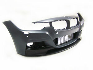 Bmw 3series F30 12 18 M Performance Front Bumper With Pdc