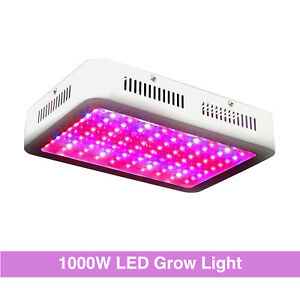 1000w Led Grow Light Panel Full Spectrum For Indoor Plants Green House