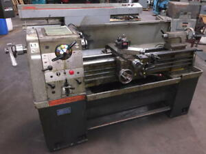 Clausing Colchester 13 X 40 Tool Room Lathe 1978