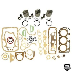 Engine Base Kit For Ford New Holland Tractor 175 Diesel B1152