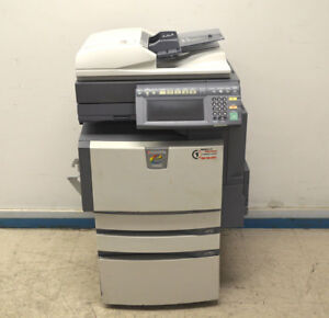 Toshiba E studio 3510c Network email fax Color Copier Print scan Pg cnt 29 626