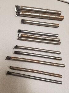Everede Boring Bars Set Of 11 Pieces