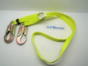 All Gear Adjustable 1 X 4 6 Polyester Lanyard W Safety Tracer