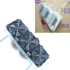 Semiconductor Refrigeration Radiator Thermoelectric Peltier Cooler Water Cooling