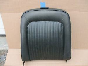 1969 1970 Ford Mustang Cougar Seats Upper Rh Seat Dark Green Missing Headrest