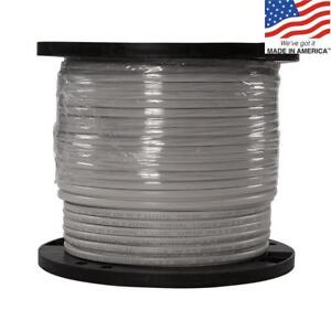 Southwire 28827401 Romex Simpull 1000 ft 14 2 Non metallic Wire By the roll New