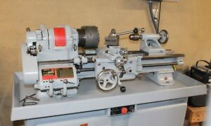 South Bend Lathe Heavy 10 Includes Steady Rest And 3 Jaw 4 Jaw
