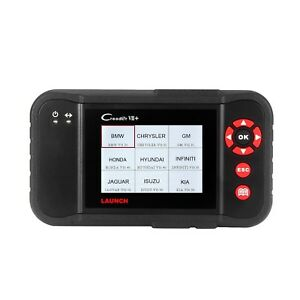 Launch X431 Creader Vii Crp123 Auto Code Reader Eobd Obd2 Scanner Scan Tool Pc