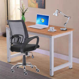 Computer Desk Pc Table Workstation Study Game Office Furniture rotatable Chair