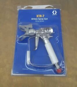 Graco Xtr 7 Industrial Airless Spray Gun 7250 Psi Heavy Duty Paint Sprayer