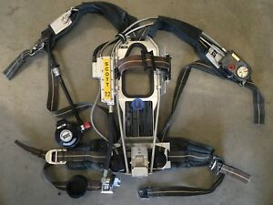 Scott 2 2 Ap50 Air Pack Intigrated Pass Scba Harness 1997 Edition Air Pak u