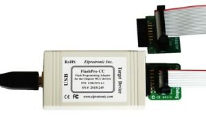 Flash Programmer For Texas Instruments Chipcon Mcus Standard debug Port