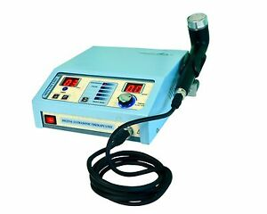 New Professional Portable Ultrasound Therapy Machine 1mhz Deep Heat Treatment