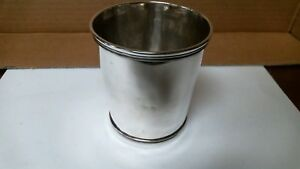Bailey Kitchen Sterling Silver Julep Cup