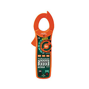 Extech Ma410t 400 A Ac True Rms Clamp Meter Ncv