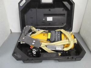 Scott Air Pak 30 Min Self Contained Breathing Apparatus W hard Polyethylene Case