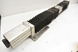 Isel Automation Linear Slide Actuator Unknown Model