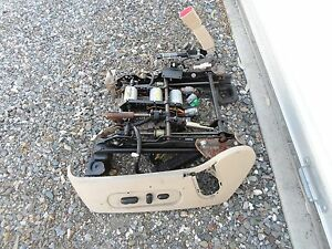 06 07 08 09 10 Ford Explorer Mountaineer 8 Way Power Seat Track Driver