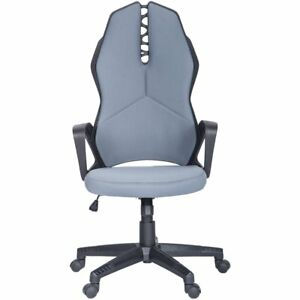 Modernluxe Terra Series Racing Style Gaming Chair Soft Mesh Fabric Task Chair