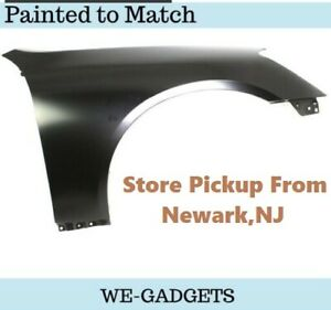 In1241107 Infiniti G35 2003 2006 Front Passenger Side Fender Painted To Match