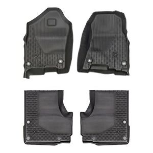 Oem Mopar 2019 2020 Dodge Ram 1500 Dt Style Front And Rear All Season Slush Mats