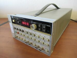Hp Hewlett Packard 3314a Multi waveform Function Generator 4152 H