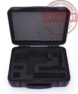 Trimble Data Collector Battery Carrying Case storage surveying robotic 5600 gps