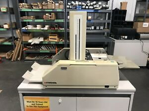 Standard Horizon Pf p320 Automatic Paper Folder Fully serviced