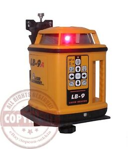 Laser Alignment Lb 9 Self leveling Rotary Laser Level topcon spectra transit