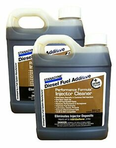 2 Pack Stanadyne 32oz Diesel Injector Cleaner