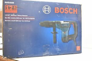 Bosch 12 Amp Corded 1 9 16 In Sds max Variable Speed Combination Rotary Hammer