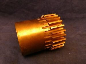 South Bend 13 Lathe Nos Cone Pinion Gear Bush Pt17t3 Back Gear