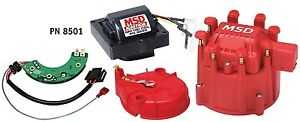 Ignition Conversion Kit Msd 8501