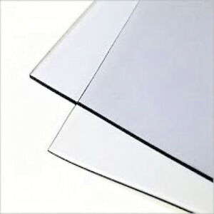 Lexan Sheet Polycarbonate Clear Custom Cut To Size 125 1 8 Thick