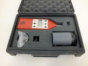 Quest Model 2500 Integrating Sound Level Meter W Qc 10 Acoustic Calibrator