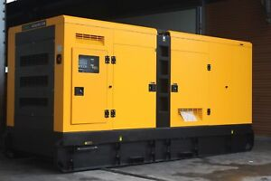 125 Kw Diesel Power Generator Perkins Engine Epa For Usa And Canada