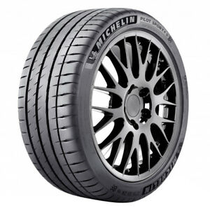 Michelin Pilot Sport 4 S 255 35r18xl 94 y quantity Of 1