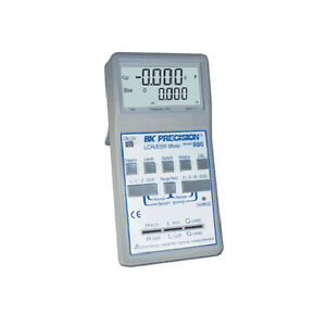 Bk Precision 886 Synthesized In circuit Lcr esr Meter
