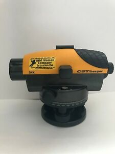 Cst Berger 24x Automatic Laser Level Barely Used Excellent Condition